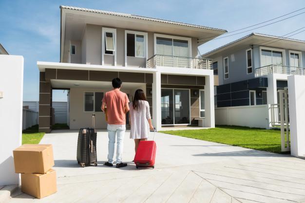 Empresa em condomínio residencial